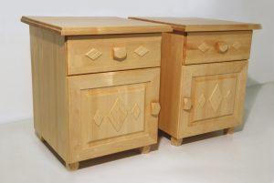 Puusepänliike KorpiSorvi: yöpöydät